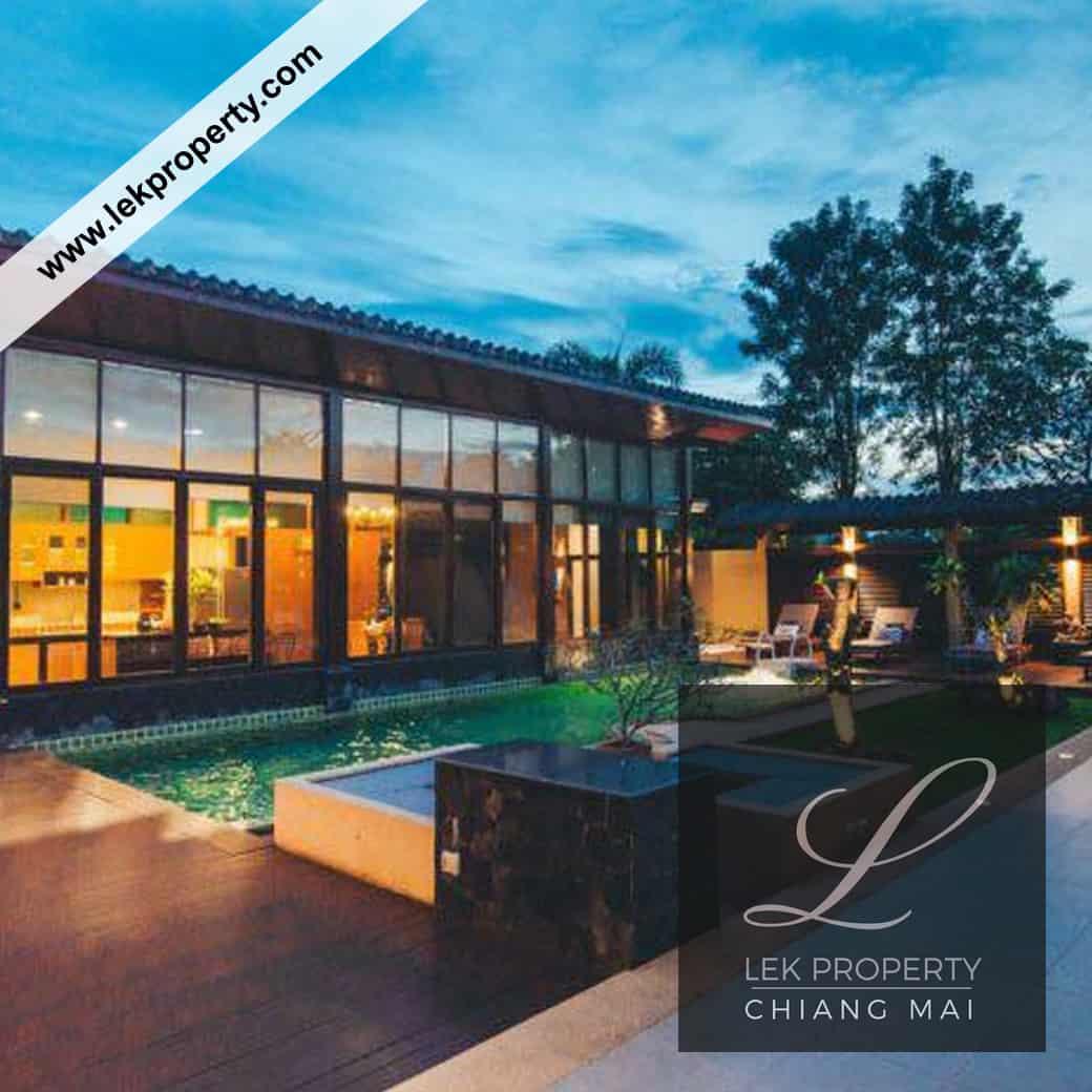 泰国清迈海外房产公寓别墅土地-Lekproperty-H111-002