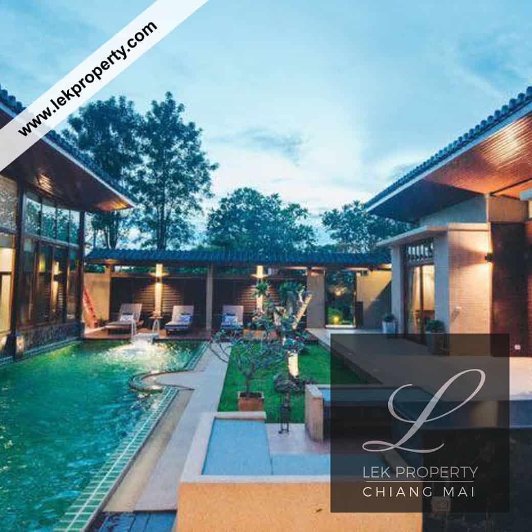 泰国清迈海外房产公寓别墅土地-Lekproperty-H111-004