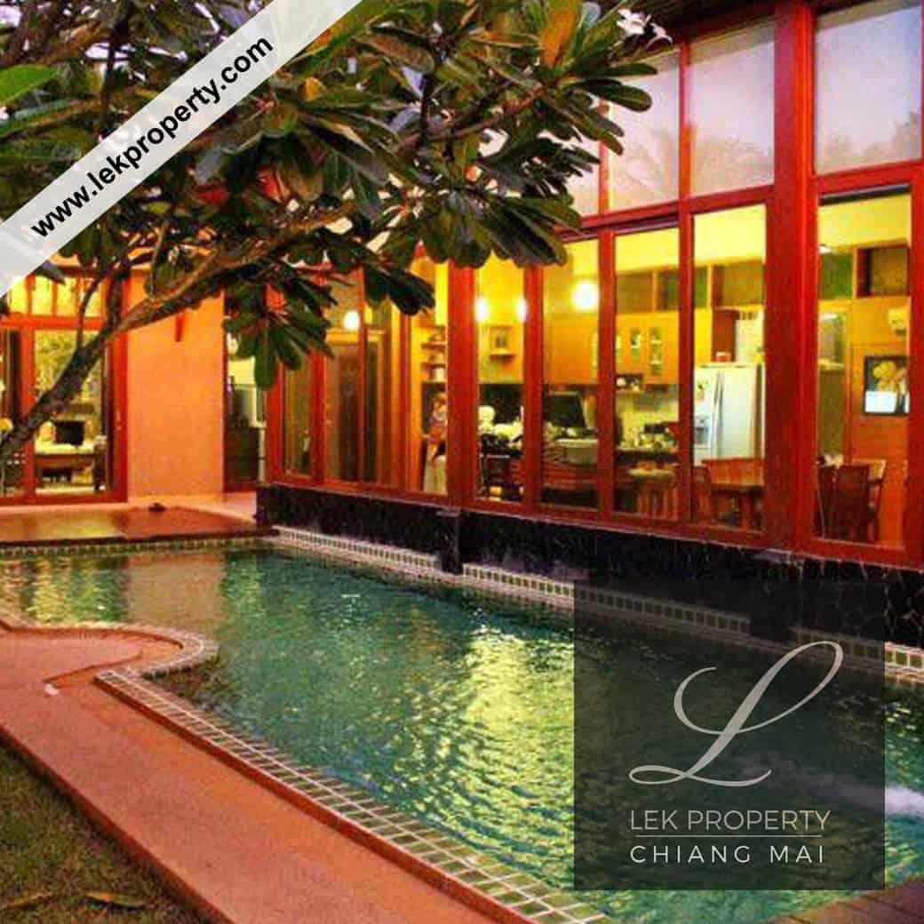 泰国清迈海外房产公寓别墅土地-Lekproperty-H111-005