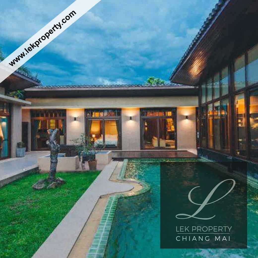 泰国清迈海外房产公寓别墅土地-Lekproperty-H111-006