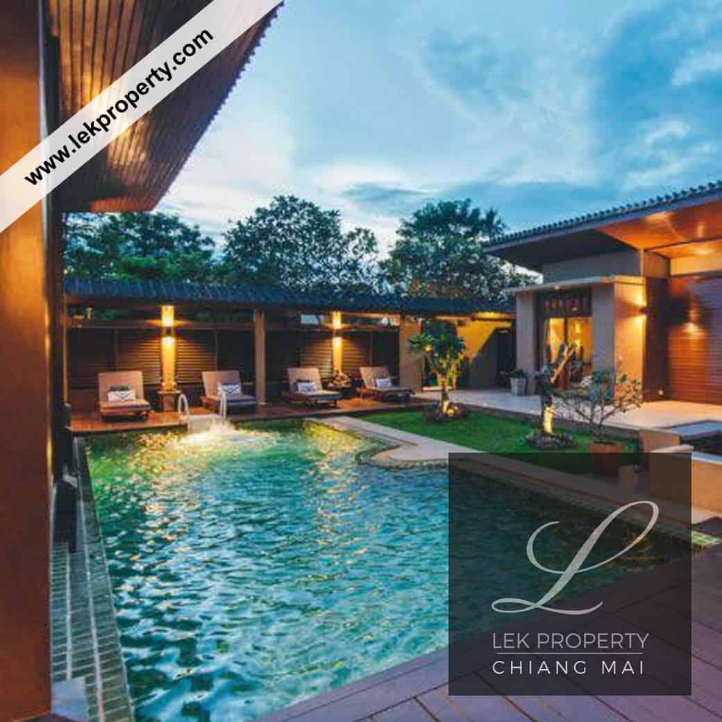 泰国清迈海外房产公寓别墅土地-Lekproperty-H111-007