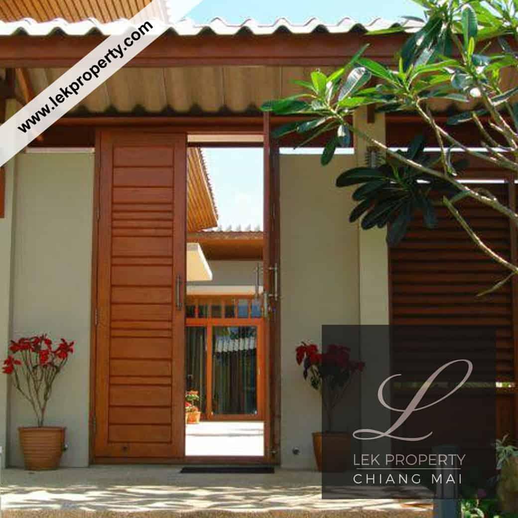 泰国清迈海外房产公寓别墅土地-Lekproperty-H111-009