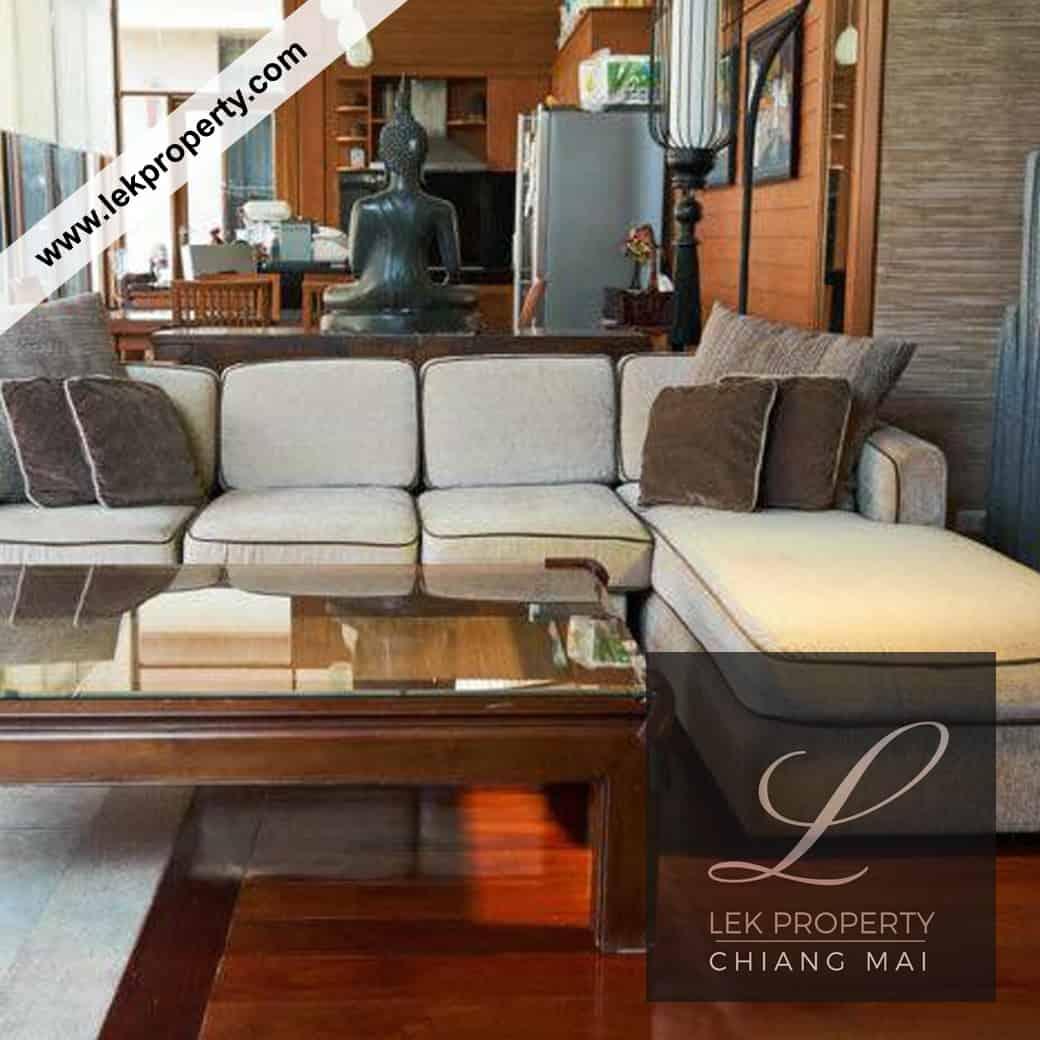 泰国清迈海外房产公寓别墅土地-Lekproperty-H111-010