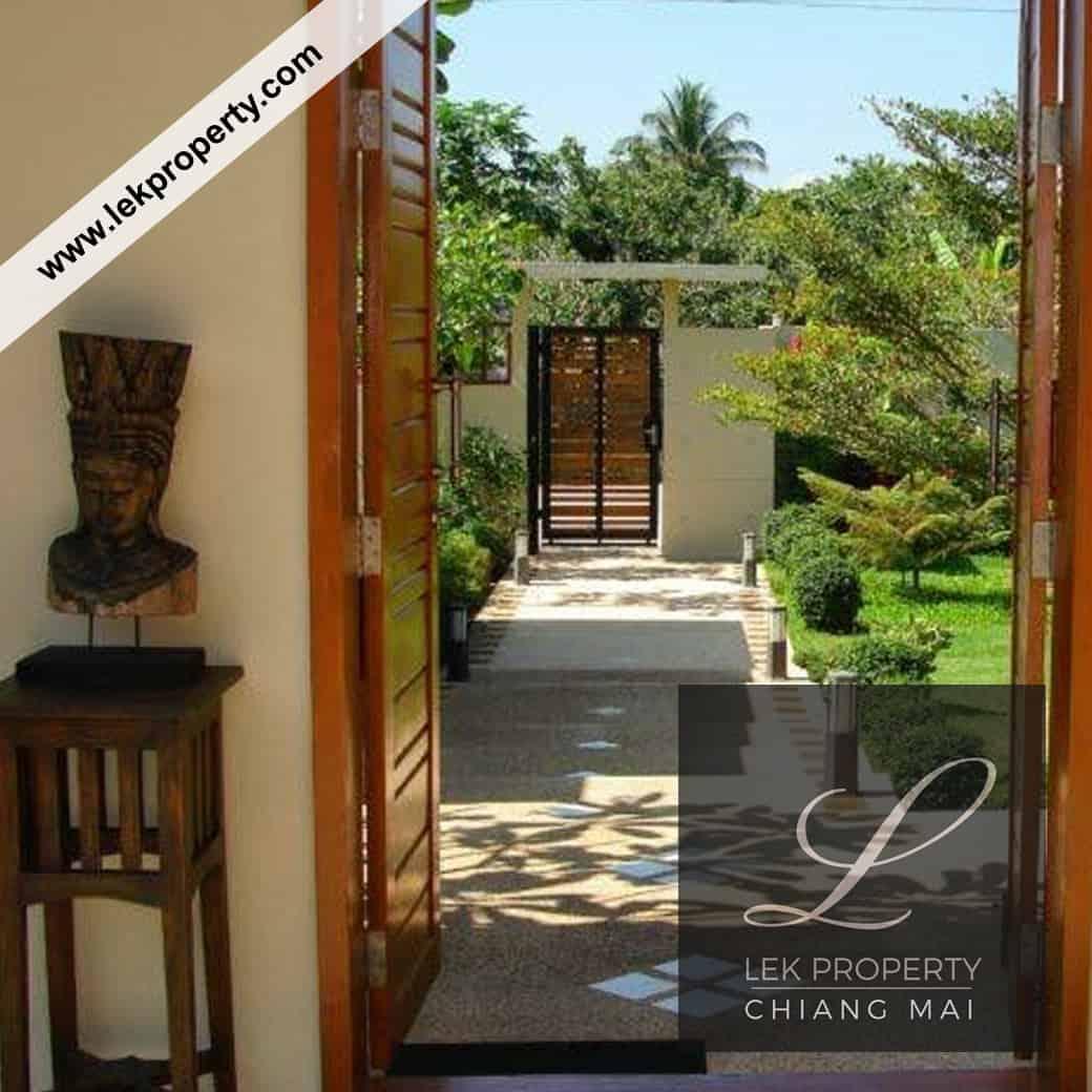 泰国清迈海外房产公寓别墅土地-Lekproperty-H111-011