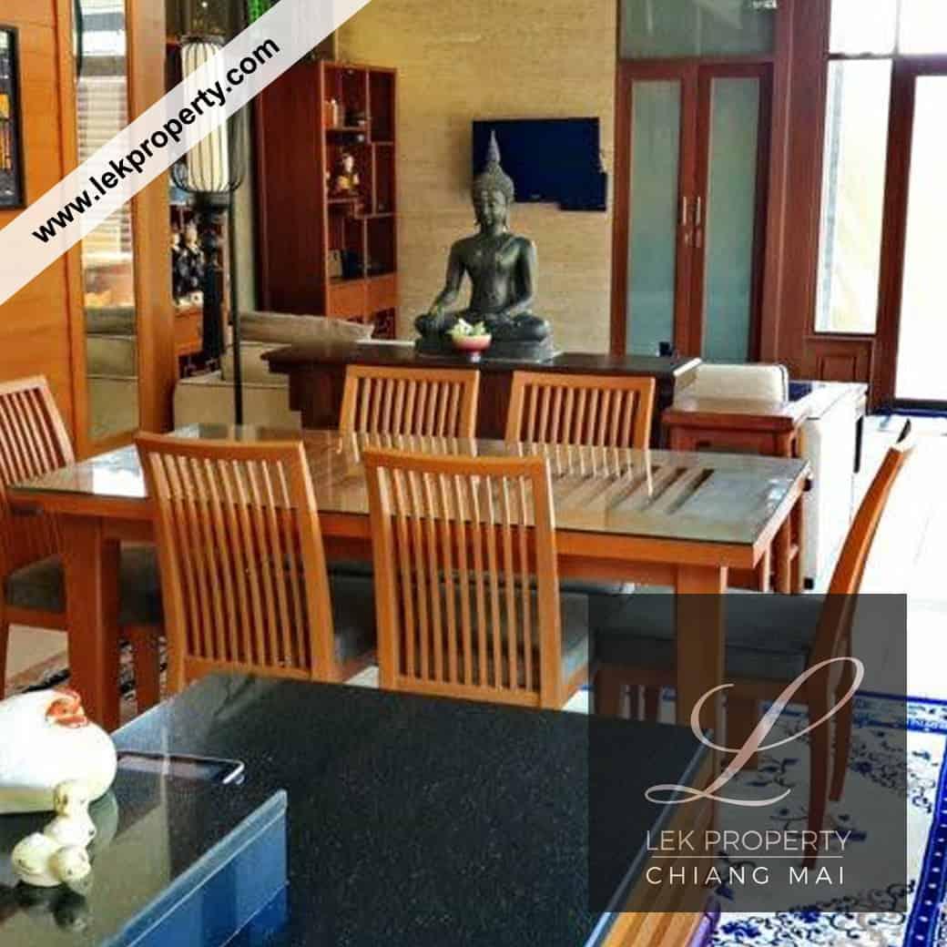 泰国清迈海外房产公寓别墅土地-Lekproperty-H111-012