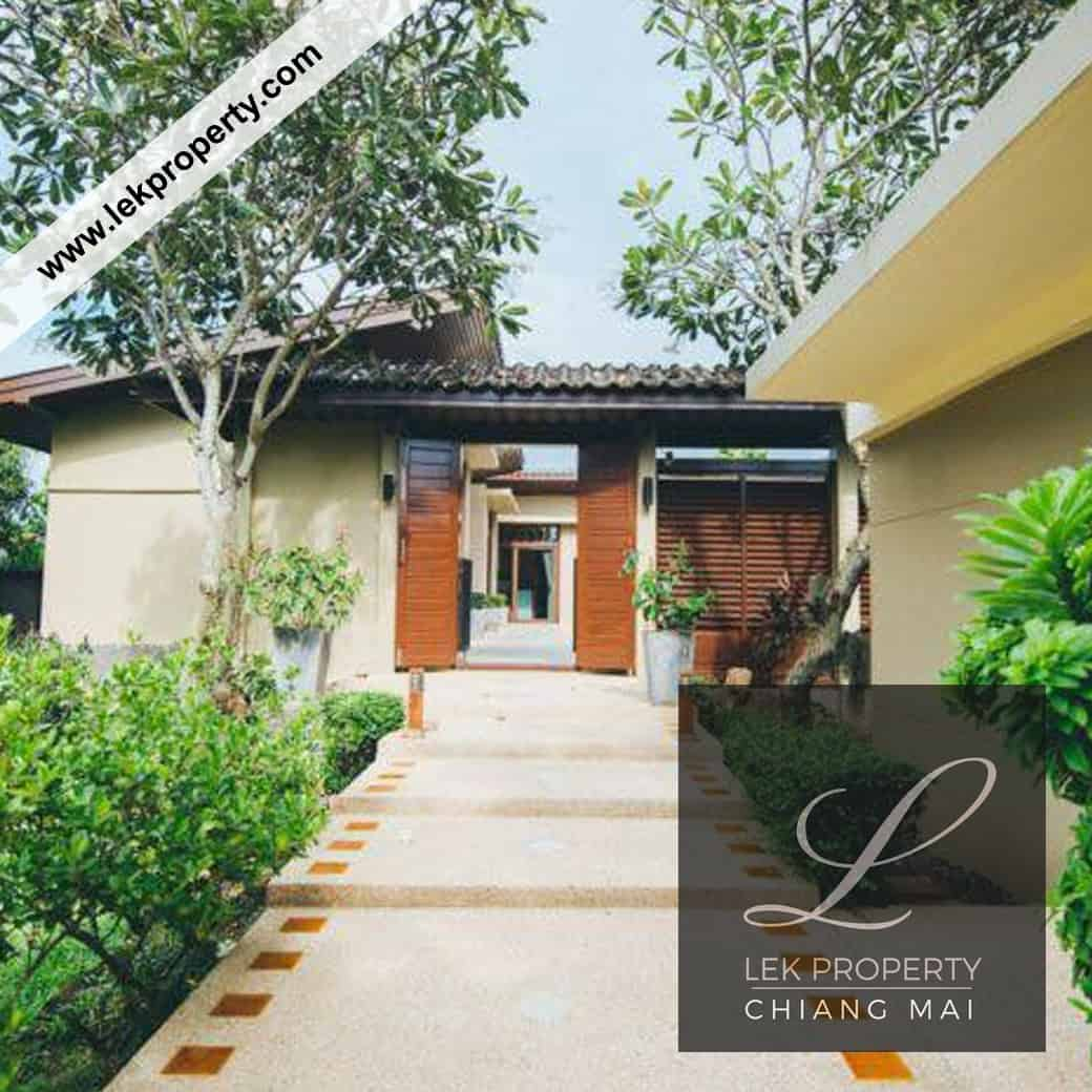 泰国清迈海外房产公寓别墅土地-Lekproperty-H111-014