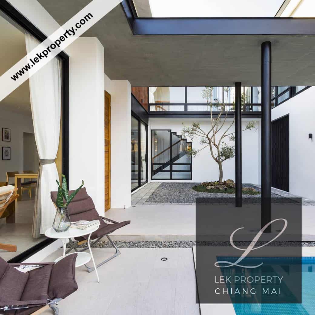 泰国清迈海外房产公寓别墅土地-Lekproperty-H112-007