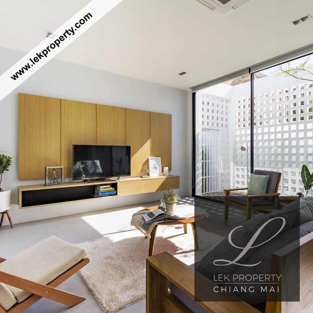 泰国清迈海外房产公寓别墅土地-Lekproperty-H112-009