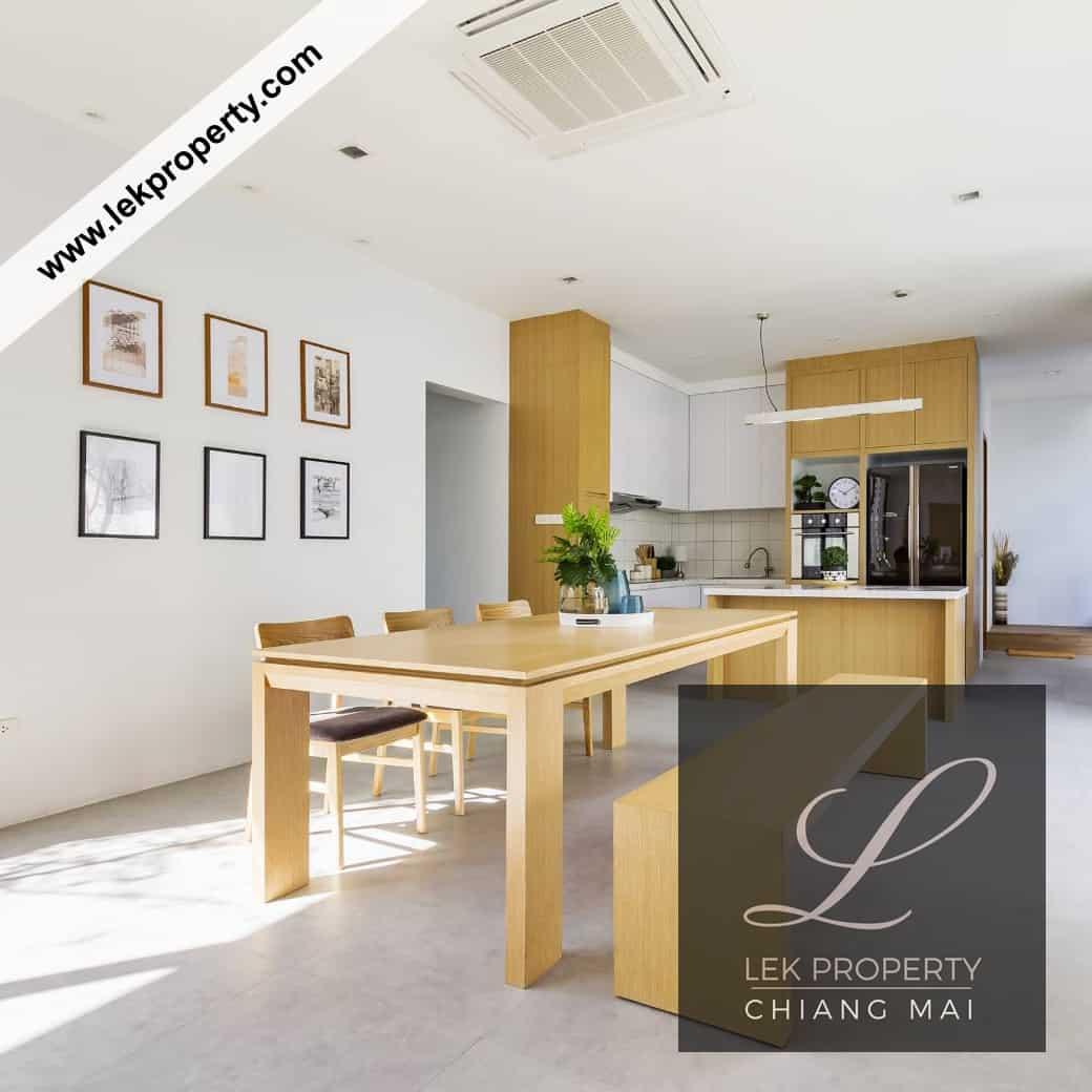 泰国清迈海外房产公寓别墅土地-Lekproperty-H112-010