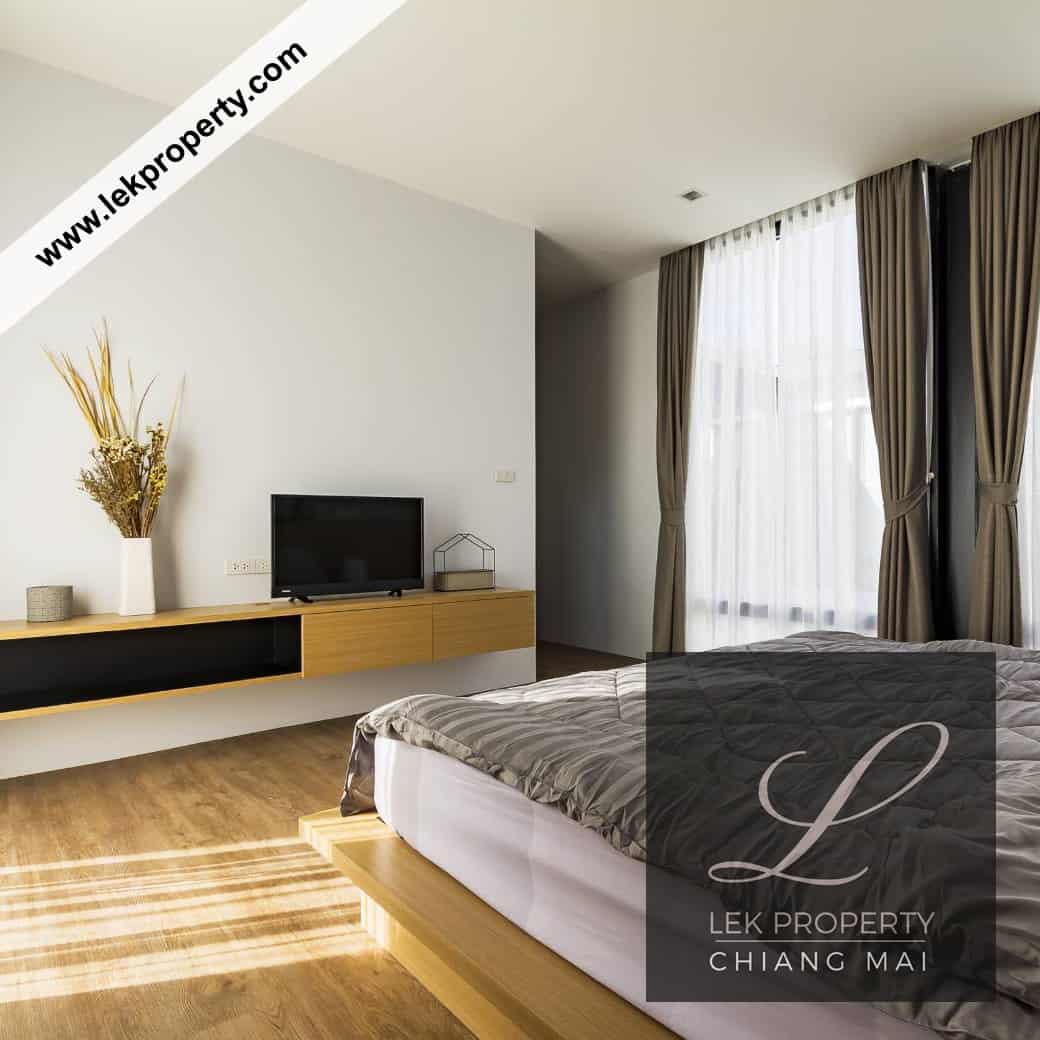泰国清迈海外房产公寓别墅土地-Lekproperty-H112-013