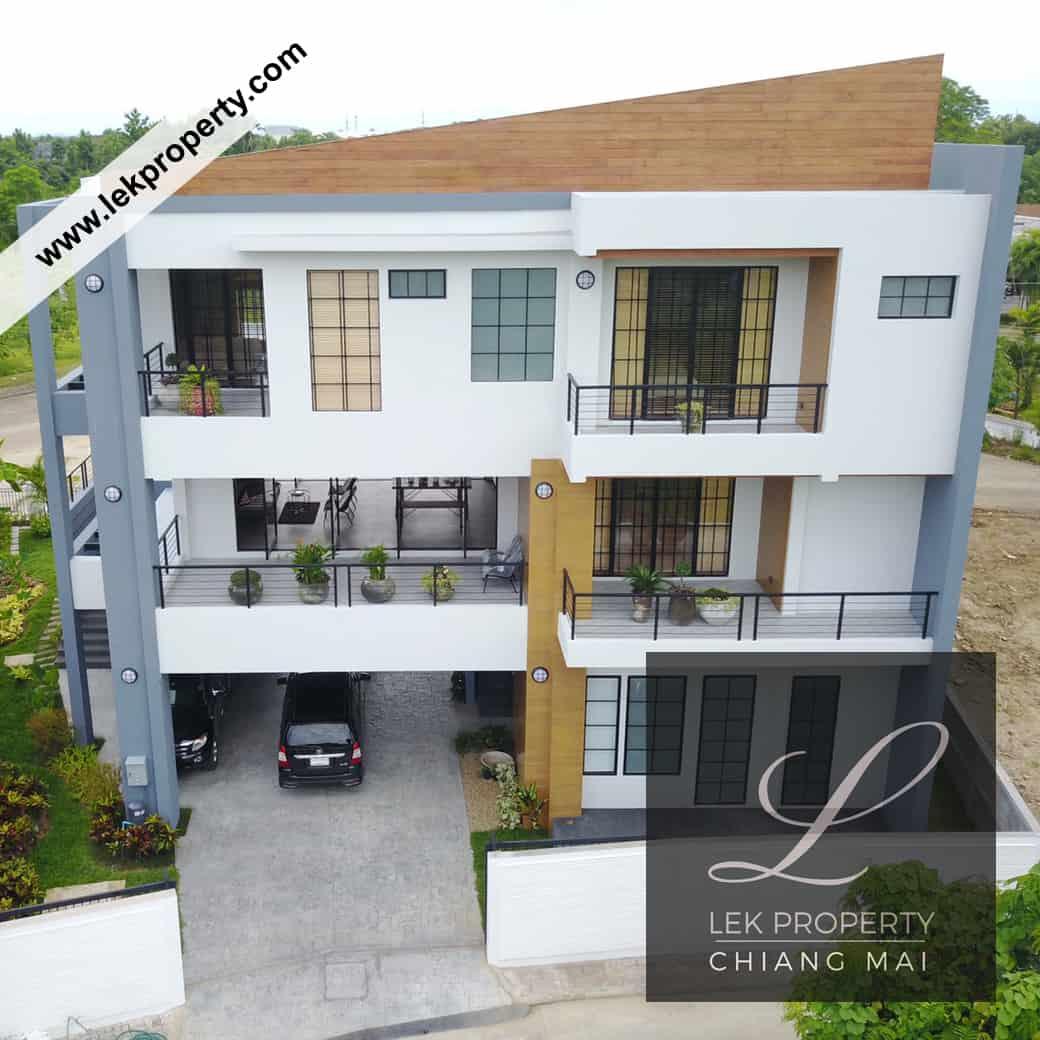 泰国清迈海外房产公寓别墅土地-Lekproperty-H113-001