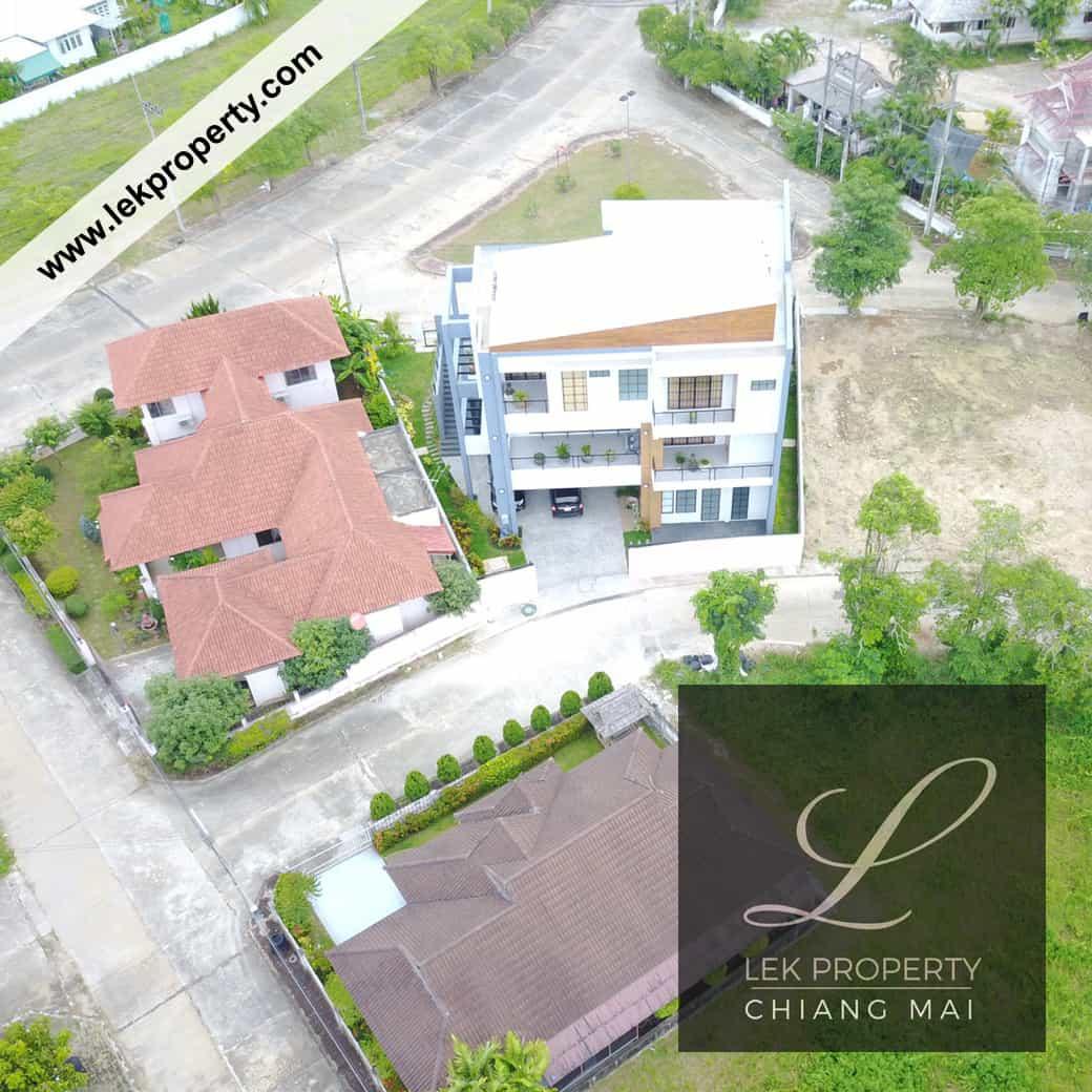 泰国清迈海外房产公寓别墅土地-Lekproperty-H113-002