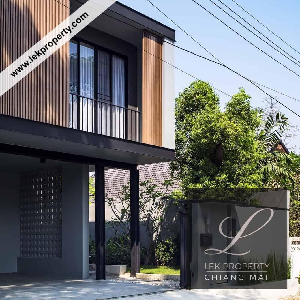 泰国清迈海外房产公寓别墅土地-Lekproperty-H114-001