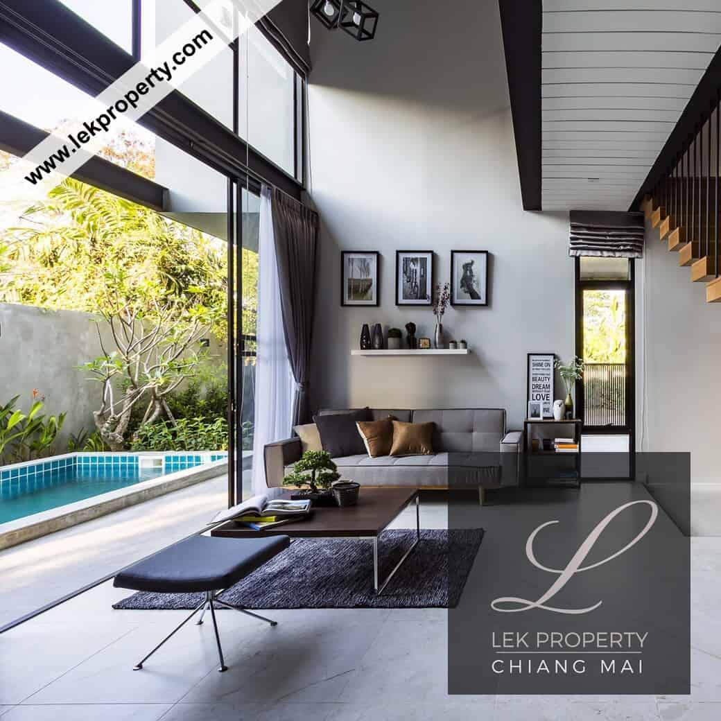 泰国清迈海外房产公寓别墅土地-Lekproperty-H114-004