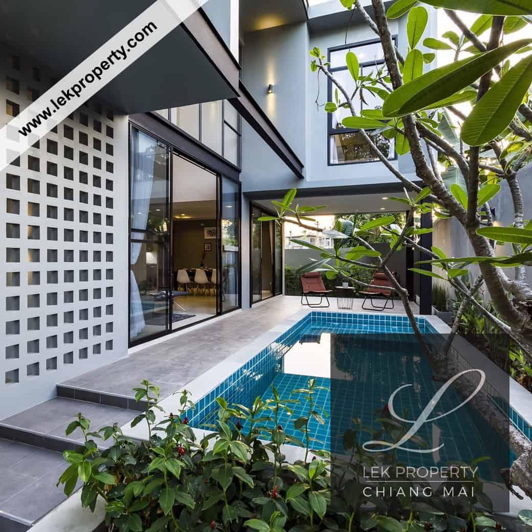 泰国清迈海外房产公寓别墅土地-Lekproperty-H114-006