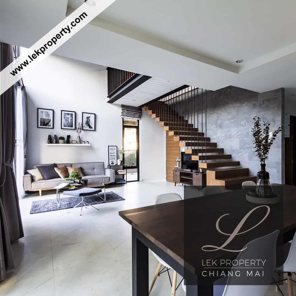 泰国清迈海外房产公寓别墅土地-Lekproperty-H114-008