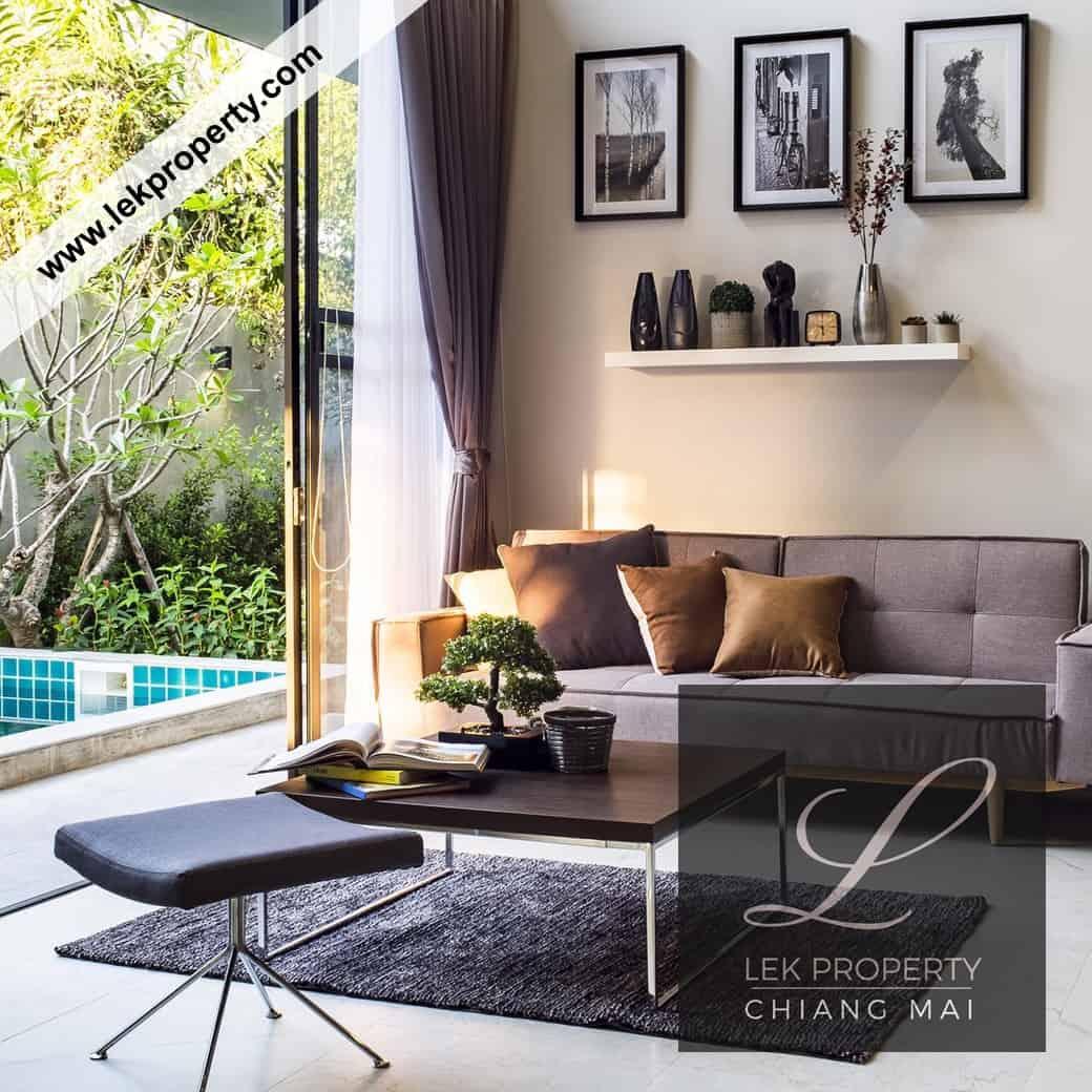 泰国清迈海外房产公寓别墅土地-Lekproperty-H114-010