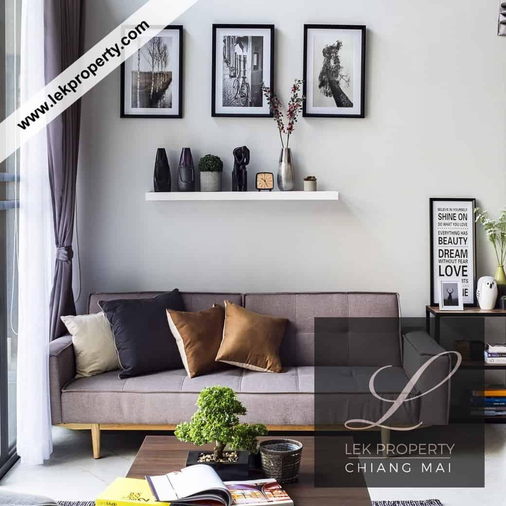 泰国清迈海外房产公寓别墅土地-Lekproperty-H114-012