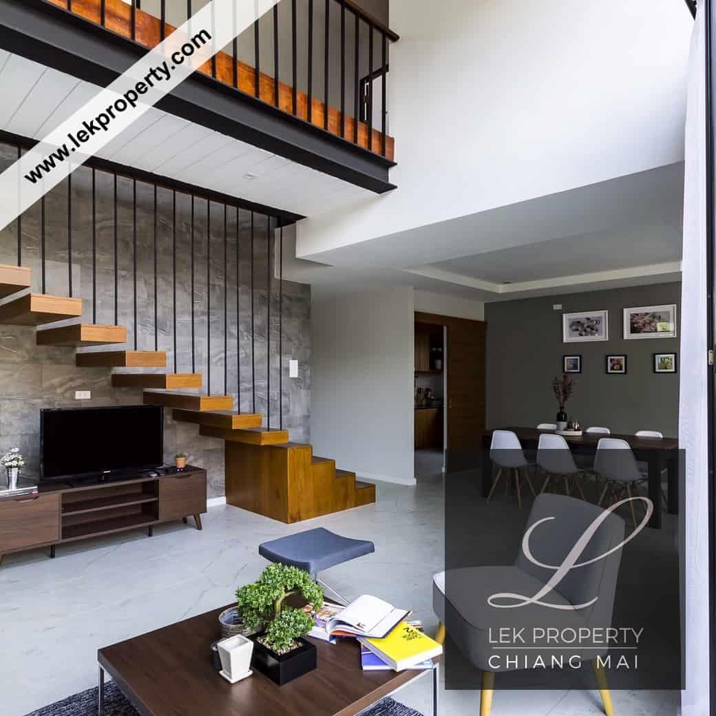 泰国清迈海外房产公寓别墅土地-Lekproperty-H114-013