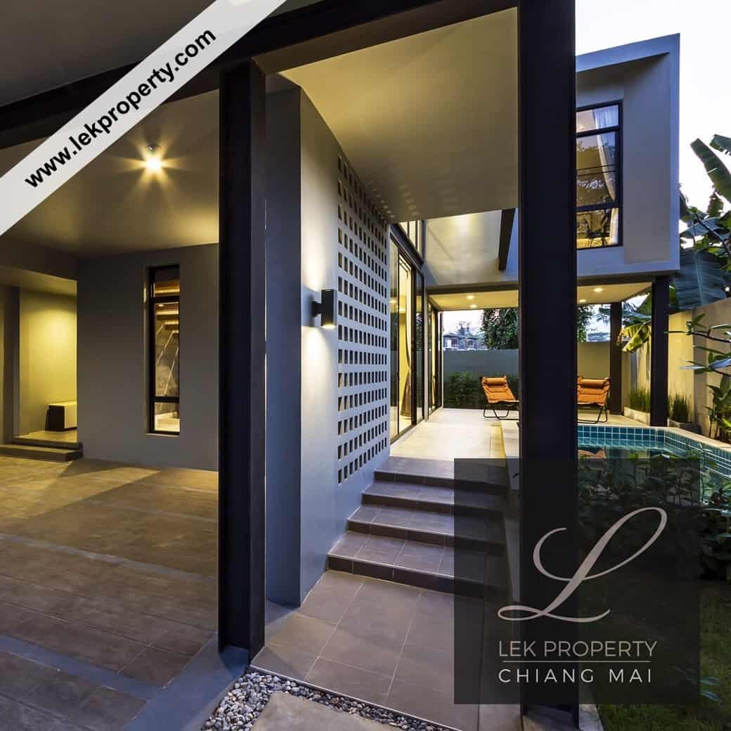 泰国清迈海外房产公寓别墅土地-Lekproperty-H114-014