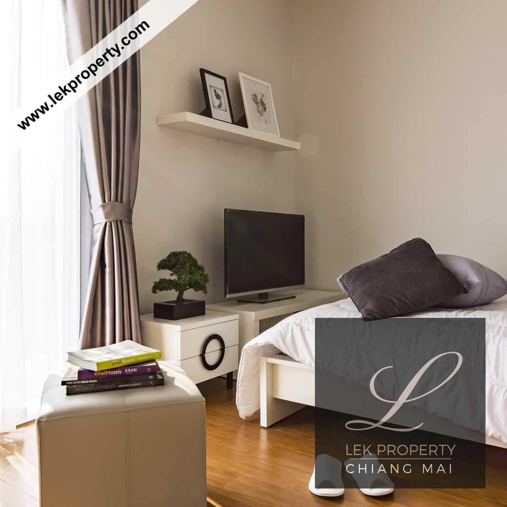 泰国清迈海外房产公寓别墅土地-Lekproperty-H114-024