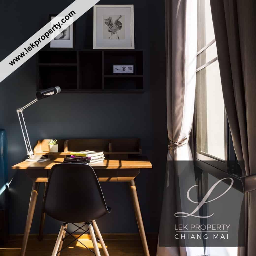 泰国清迈海外房产公寓别墅土地-Lekproperty-H114-027