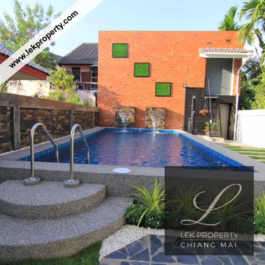 泰国清迈海外房产公寓别墅土地-Lekproperty-H115-002