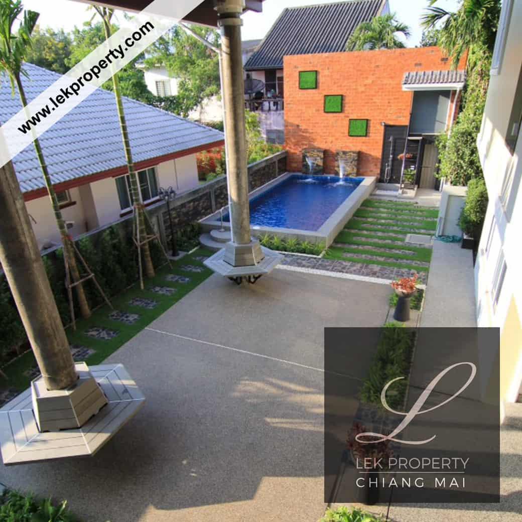泰国清迈海外房产公寓别墅土地-Lekproperty-H115-003