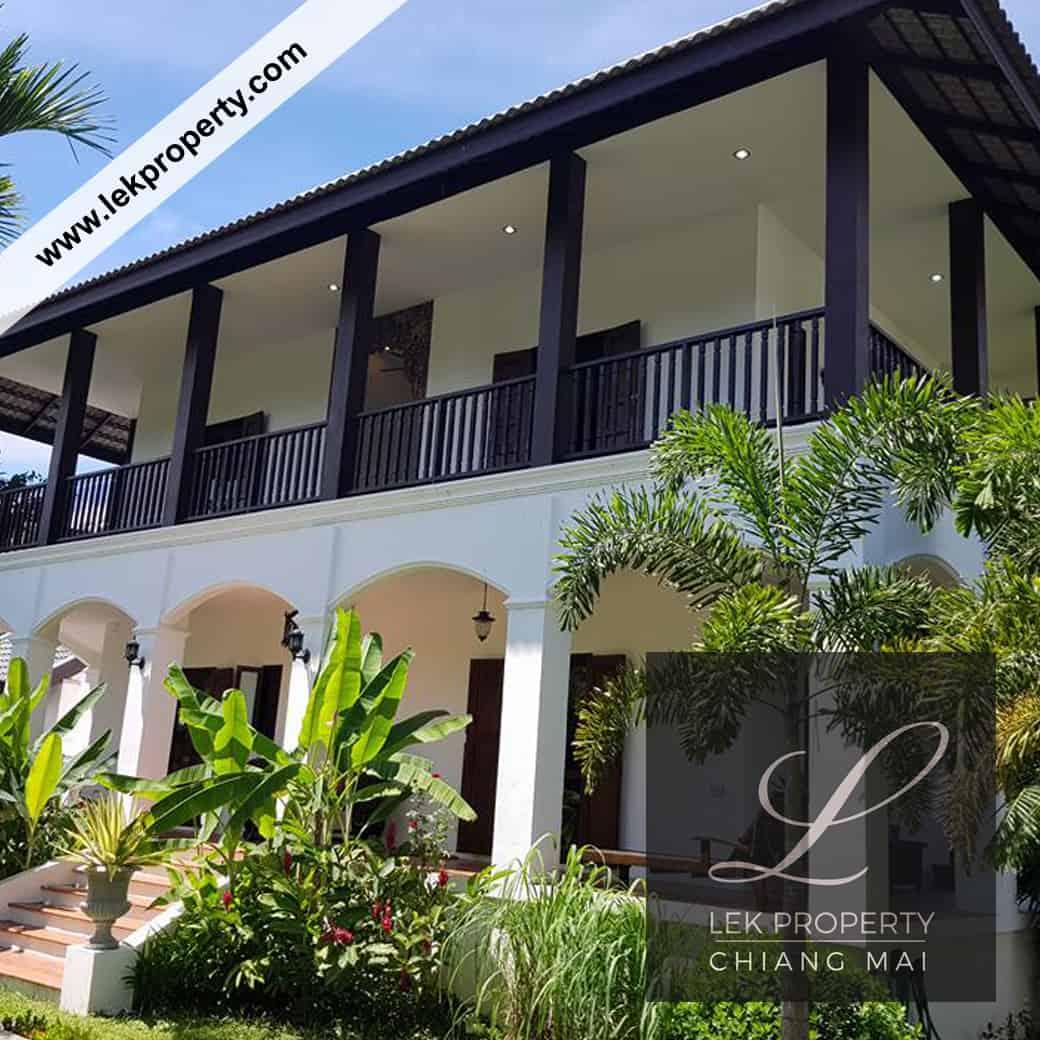 泰国清迈海外房产公寓别墅土地-Lekproperty-H116-001