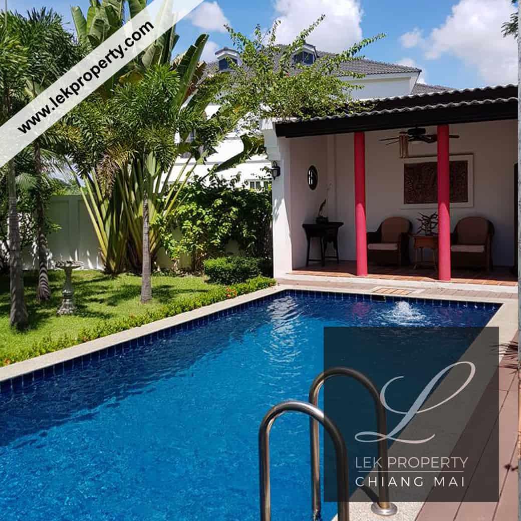 泰国清迈海外房产公寓别墅土地-Lekproperty-H116-004