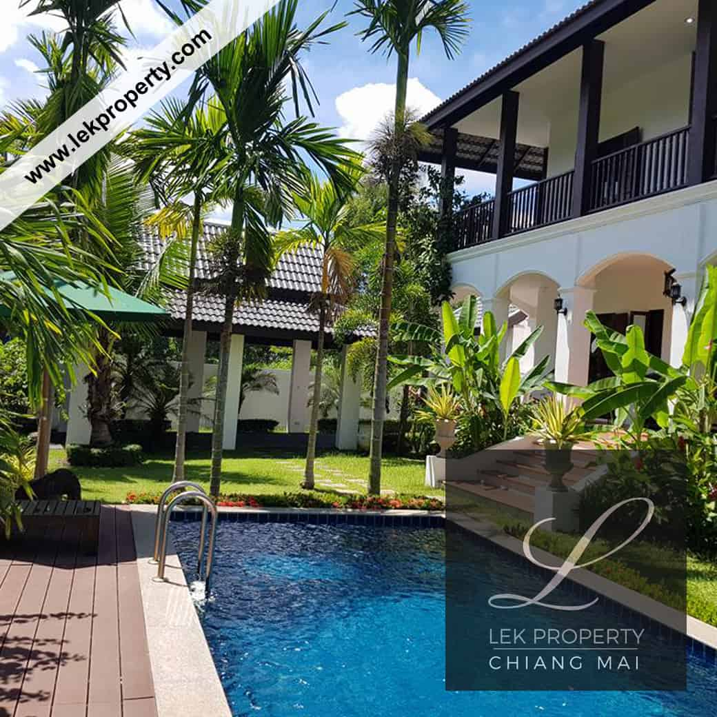 泰国清迈海外房产公寓别墅土地-Lekproperty-H116-006