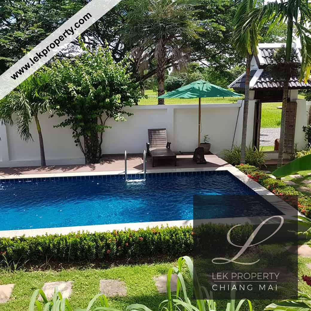 泰国清迈海外房产公寓别墅土地-Lekproperty-H116-007