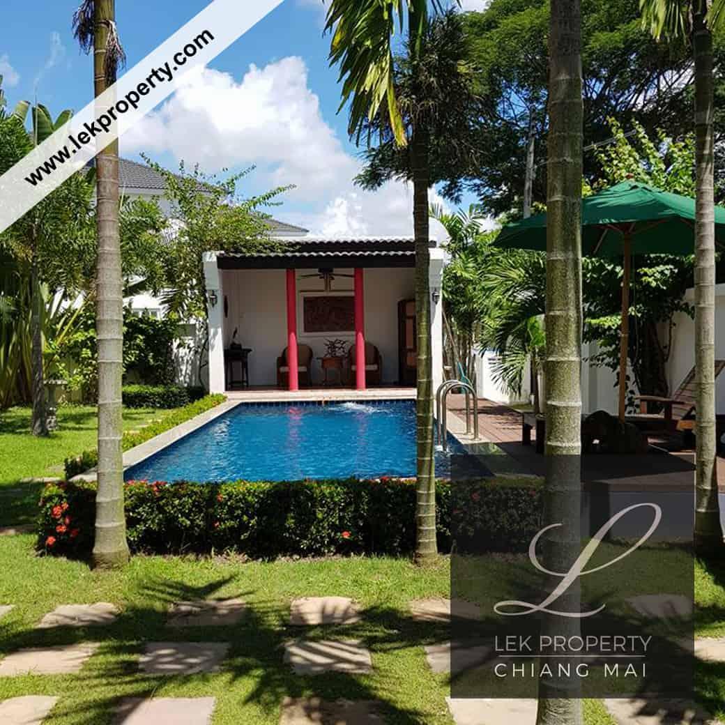 泰国清迈海外房产公寓别墅土地-Lekproperty-H116-009