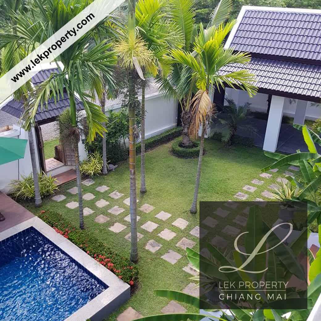 泰国清迈海外房产公寓别墅土地-Lekproperty-H116-010
