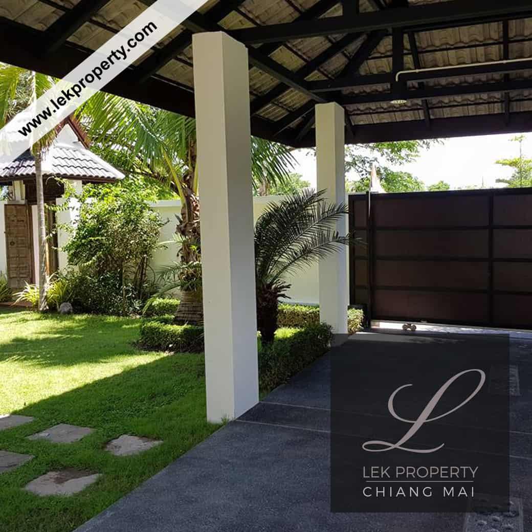 泰国清迈海外房产公寓别墅土地-Lekproperty-H116-012