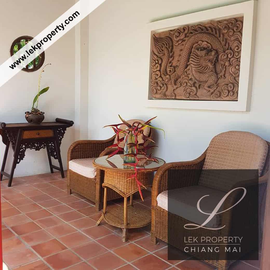 泰国清迈海外房产公寓别墅土地-Lekproperty-H116-014