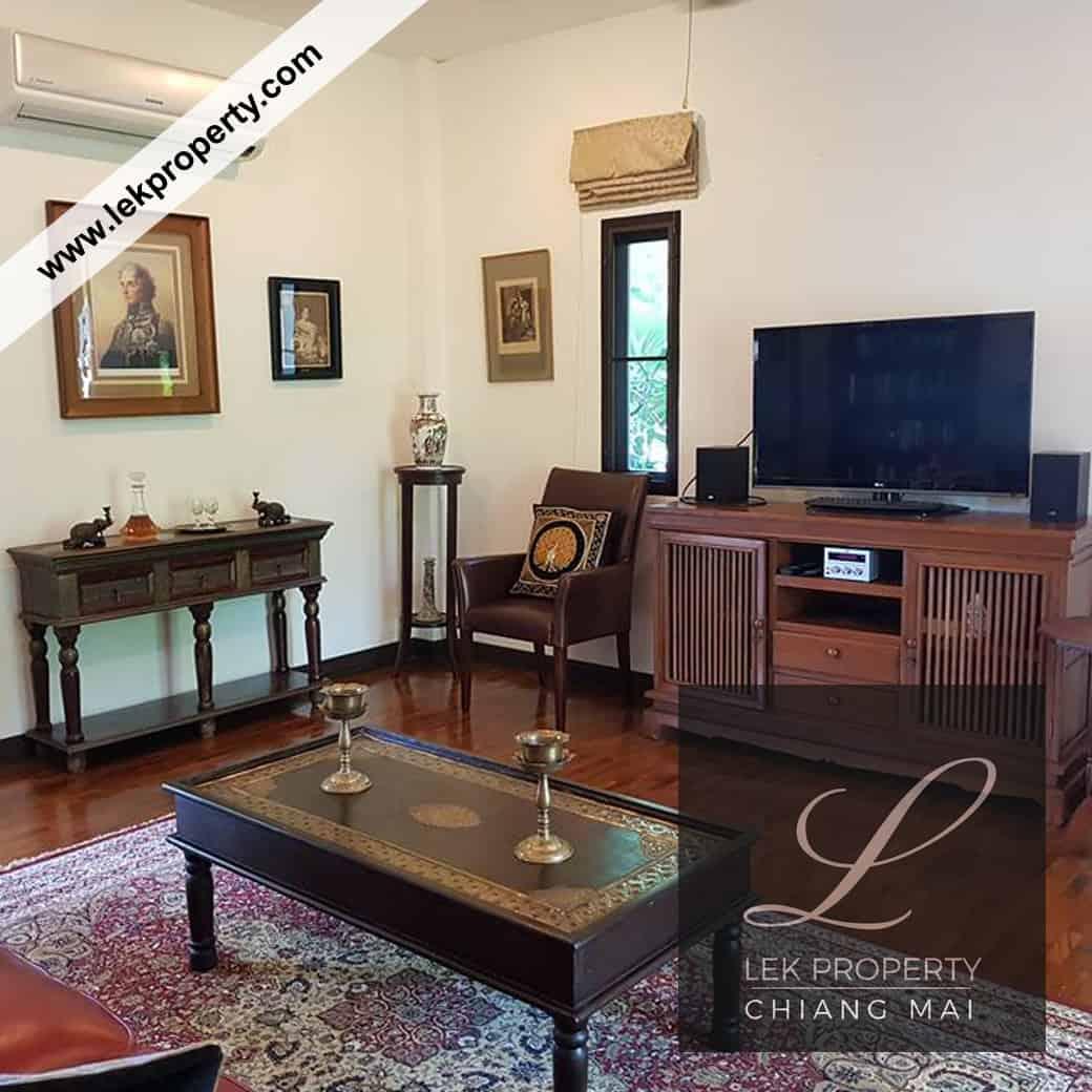泰国清迈海外房产公寓别墅土地-Lekproperty-H116-019