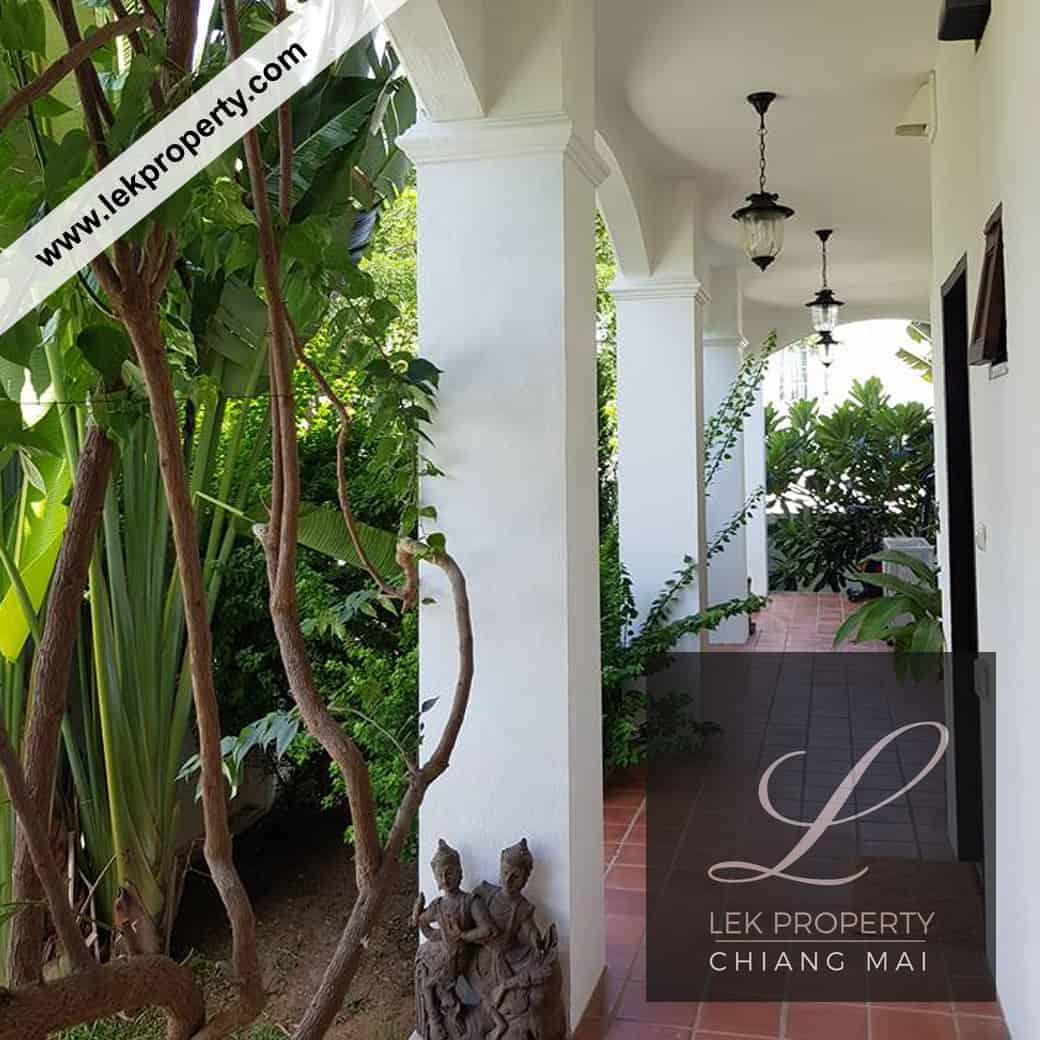 泰国清迈海外房产公寓别墅土地-Lekproperty-H116-020