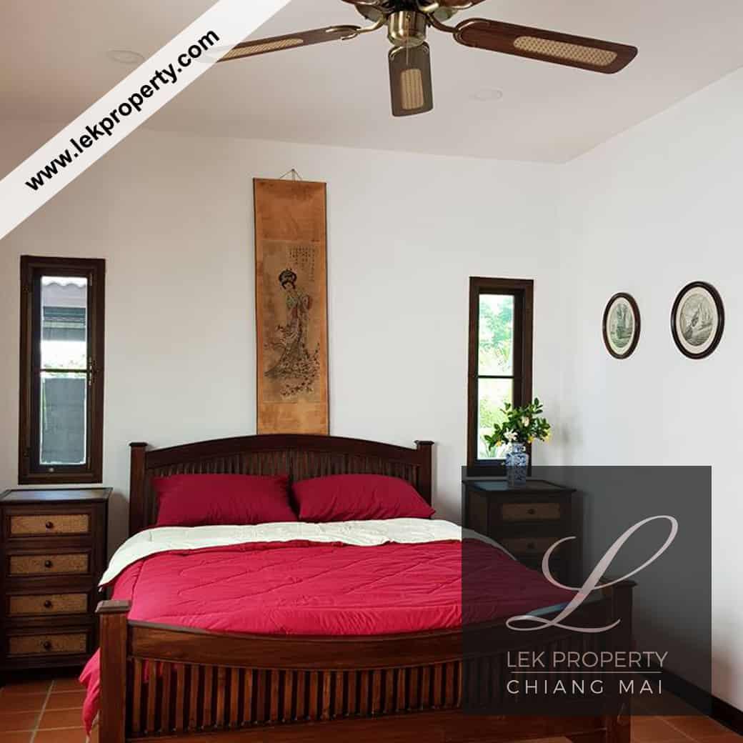 泰国清迈海外房产公寓别墅土地-Lekproperty-H116-025