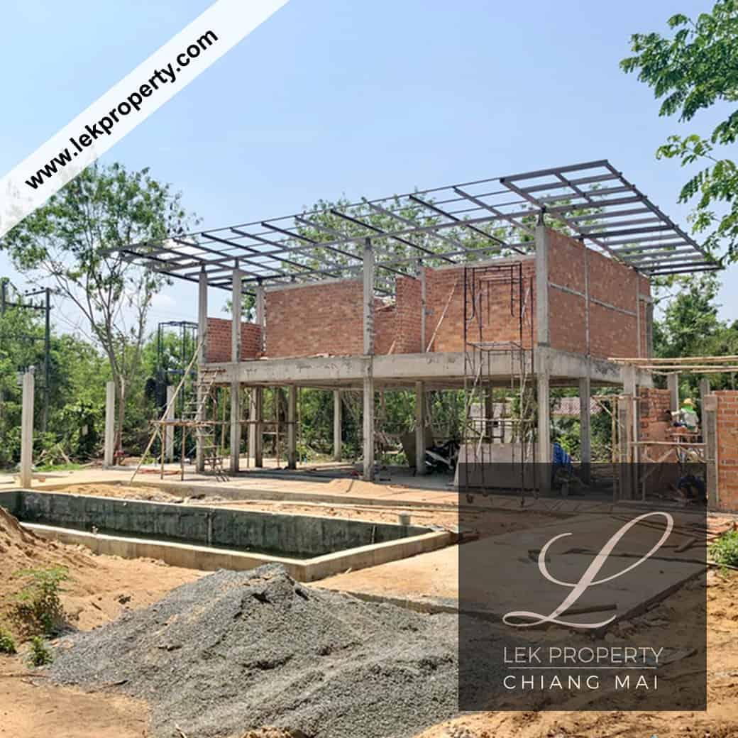 Lekproperty.com Chiang Mai House Land Condo Villa Pool Buy Sell Rent H104001