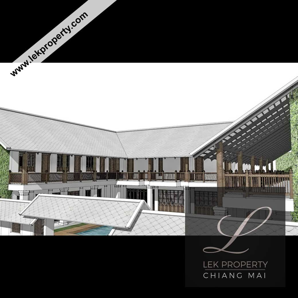 Lekproperty.com Chiang Mai House Land Condo Villa Pool Buy Sell Rent H105001