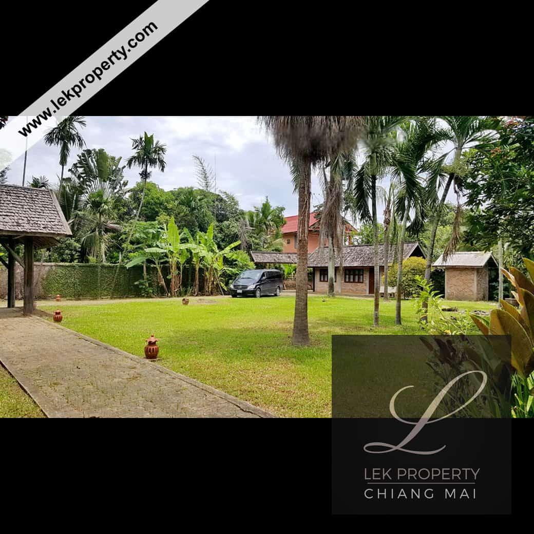 Lekproperty.com Chiang Mai House Land Condo Villa Pool Buy Sell Rent H105002