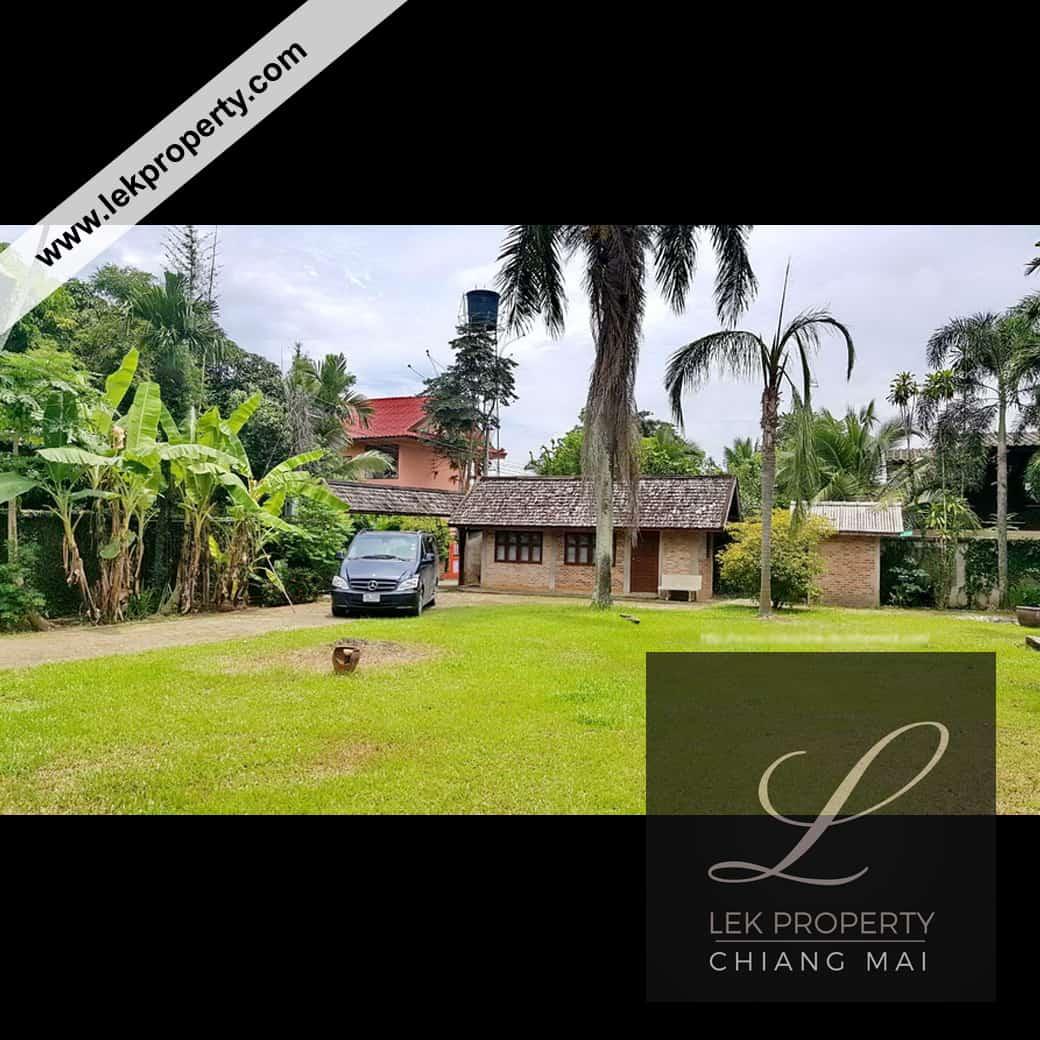 Lekproperty.com Chiang Mai House Land Condo Villa Pool Buy Sell Rent H105004