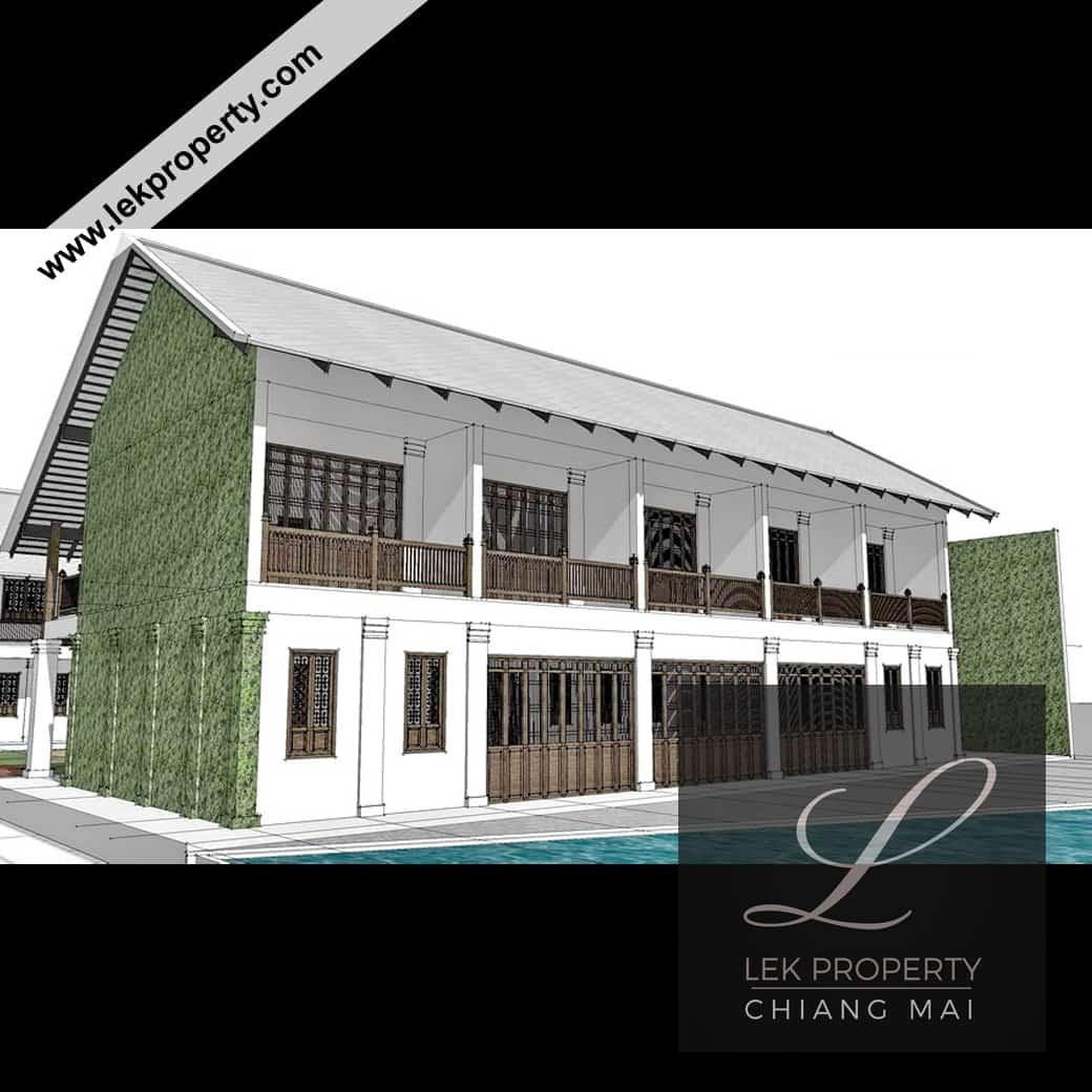 Lekproperty.com Chiang Mai House Land Condo Villa Pool Buy Sell Rent H105005