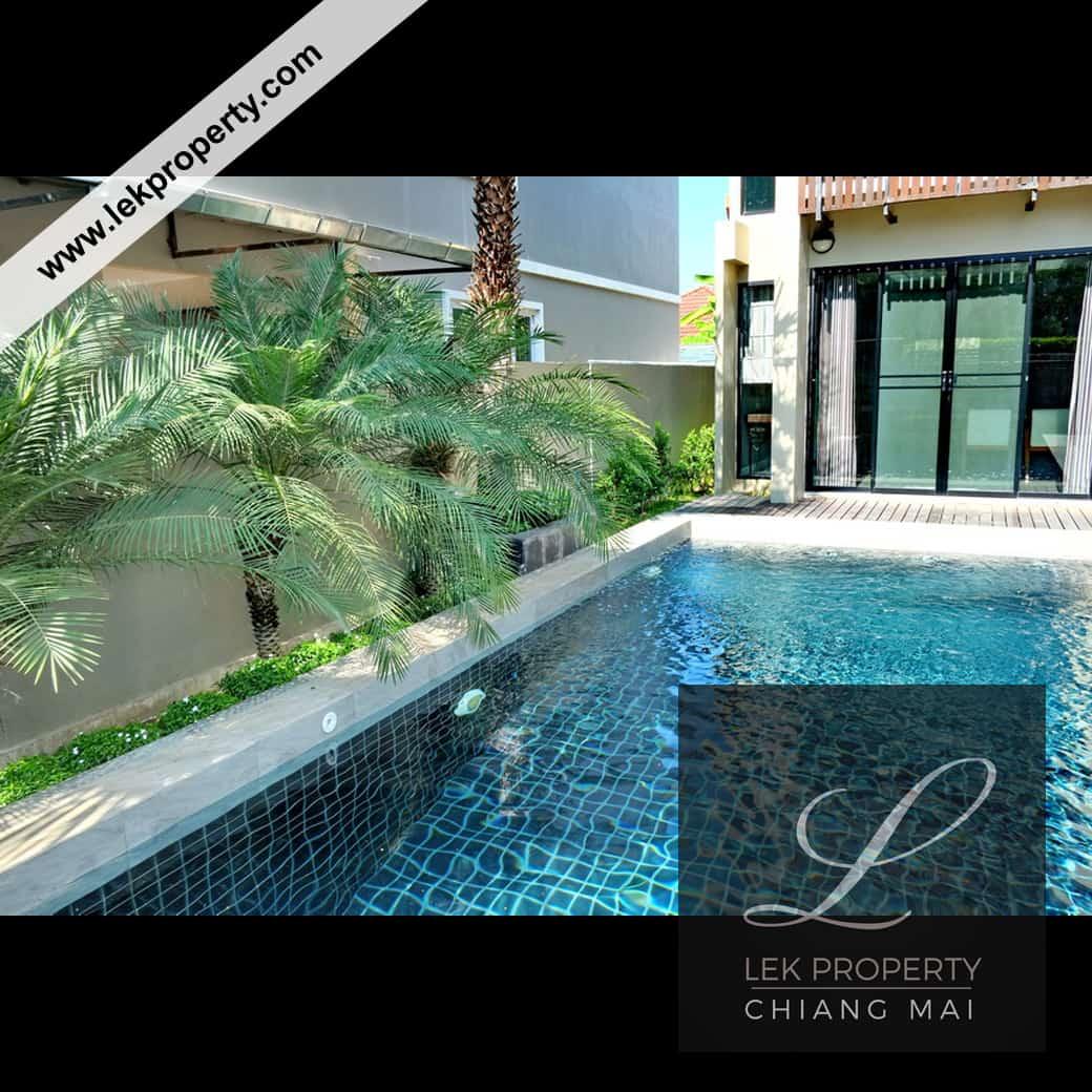 Lekproperty.com Chiang Mai House Land Condo Villa Pool Buy Sell Rent H107002