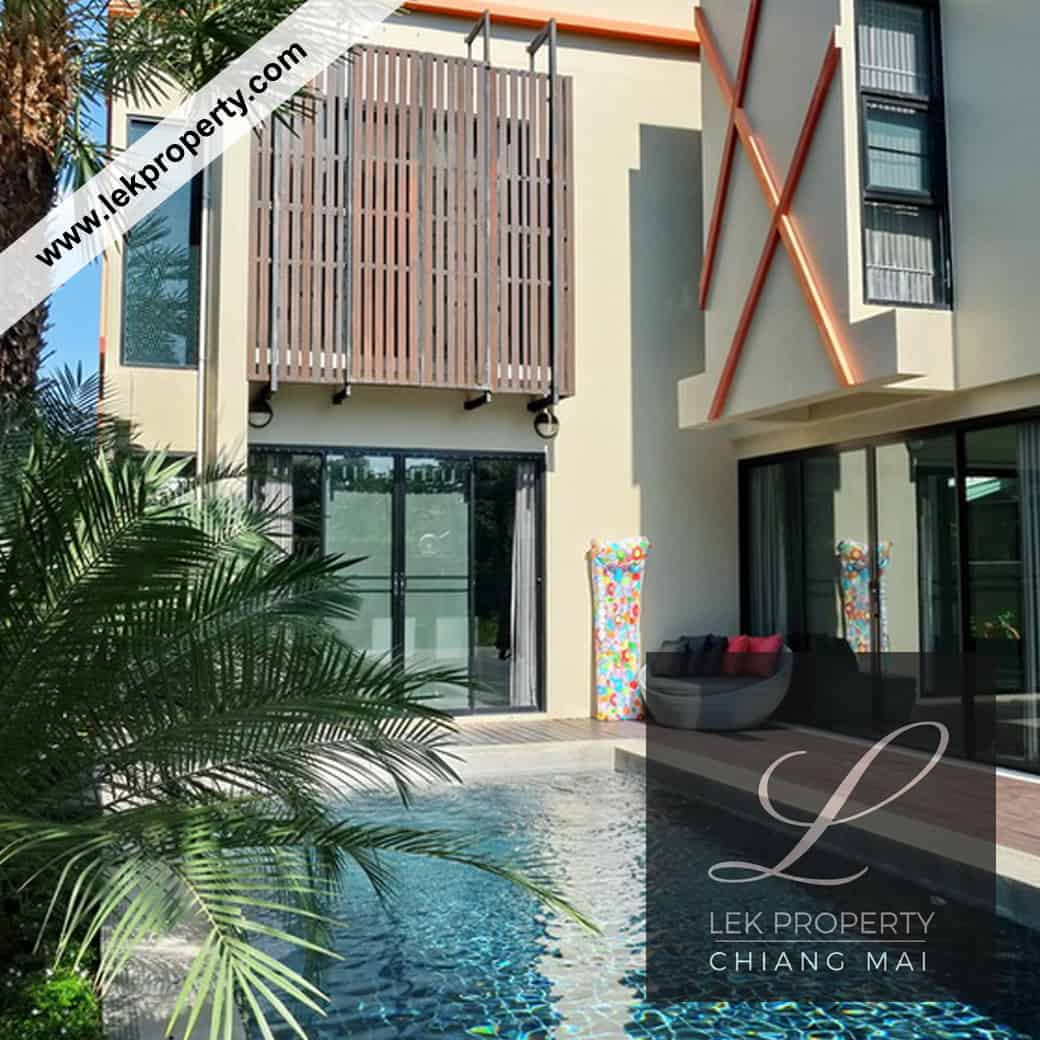 Lekproperty.com Chiang Mai House Land Condo Villa Pool Buy Sell Rent H107005