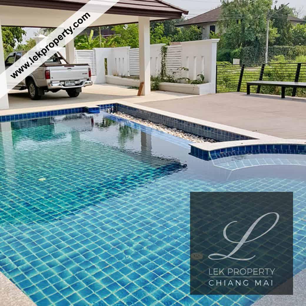 Lekproperty.com Chiang Mai House Land Condo Villa Pool Buy Sell Rent H108004