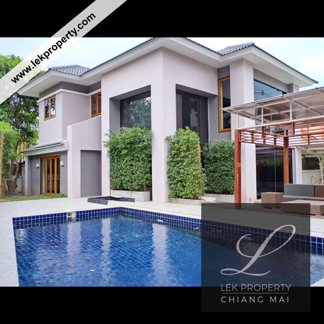 Lekproperty.com Chiang Mai House Land Condo Villa Pool Buy Sell Rent H109004
