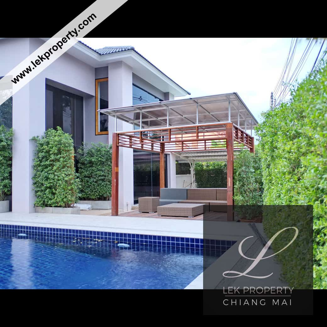 Lekproperty.com Chiang Mai House Land Condo Villa Pool Buy Sell Rent H109005