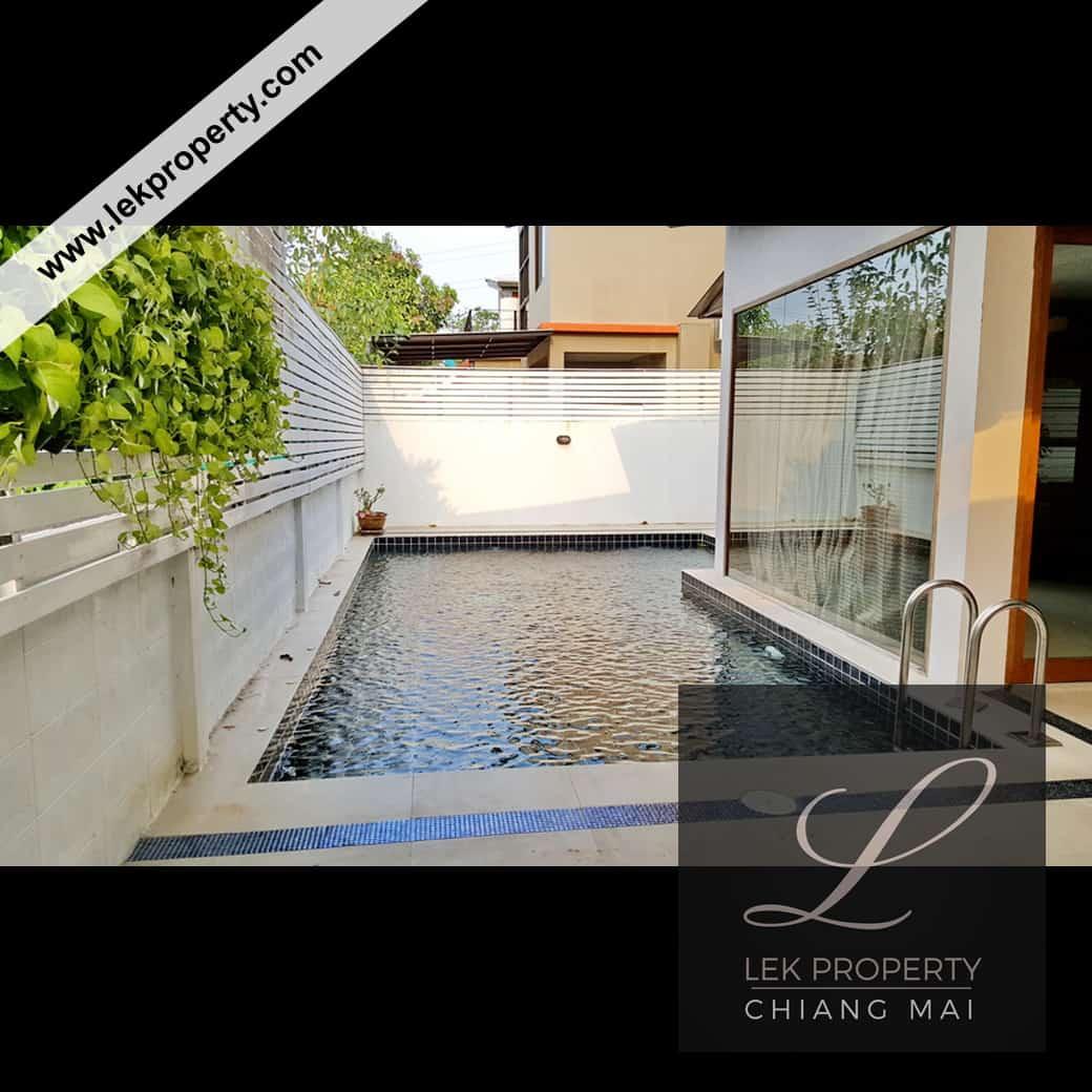 Lekproperty.com Chiang Mai House Land Condo Villa Pool Buy Sell Rent H110004